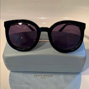 9db3df7cc667 Karen Walker super duper strength sunglasses